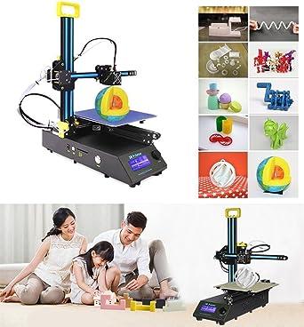 2017 nuevo 3d impresora Desktop CR de 8 Printer metal Frame ...