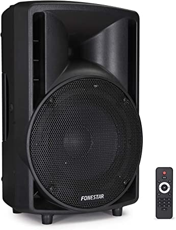 Fonestar ASB-880U - Altavoz autoamplificado USB/SD/MP3