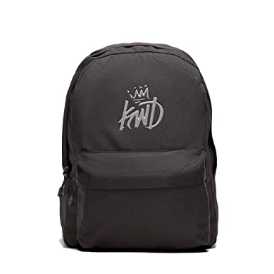 Kings Will Dream - Merrow Logo Backpack, Black, OS: Amazon