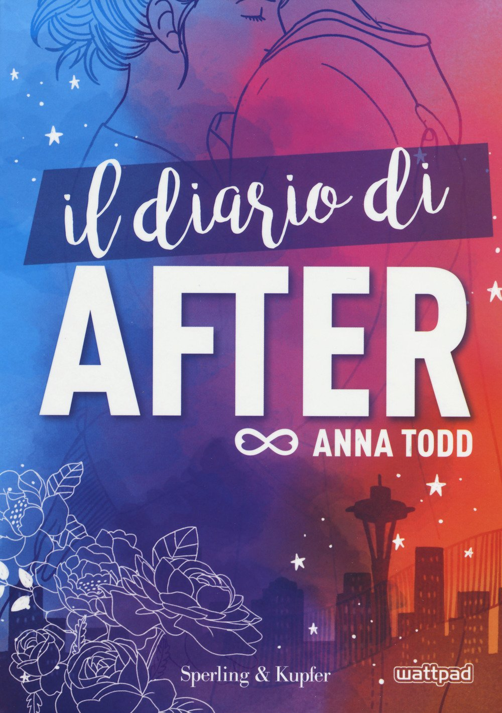 Il diario di After. Con adesivi Copertina rigida – 29 ago 2017 Anna Todd Sperling & Kupfer 8820063123 Annuari