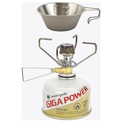 Snow peak gigapower stove manual | rei co-op.