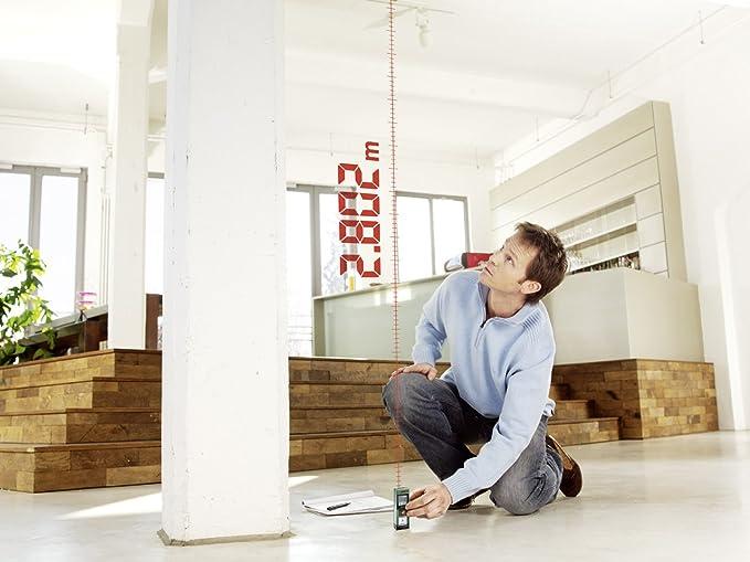Entfernungsmesser Conrad : Bosch diy digitaler laser entfernungsmesser plr 15 2x batterien aaa