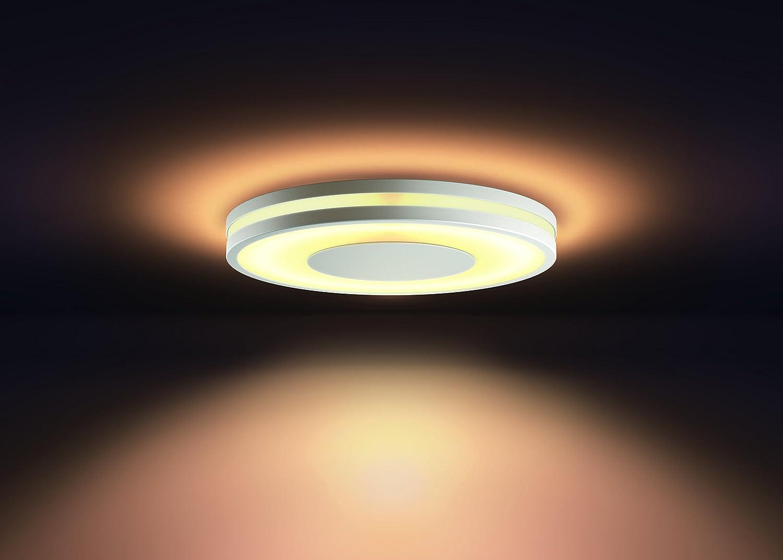 Philips Hue LED Deckenleuchte Being inkl. Dimmschalter, dimmbar ...