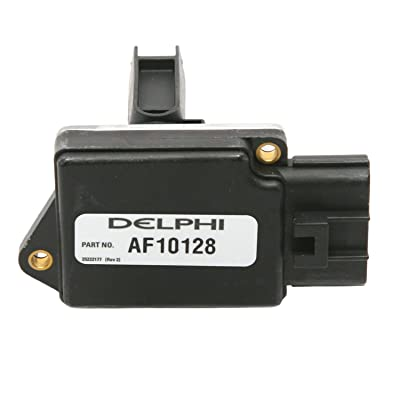 Delphi AF10128 Mass Air Flow Sensor: Automotive