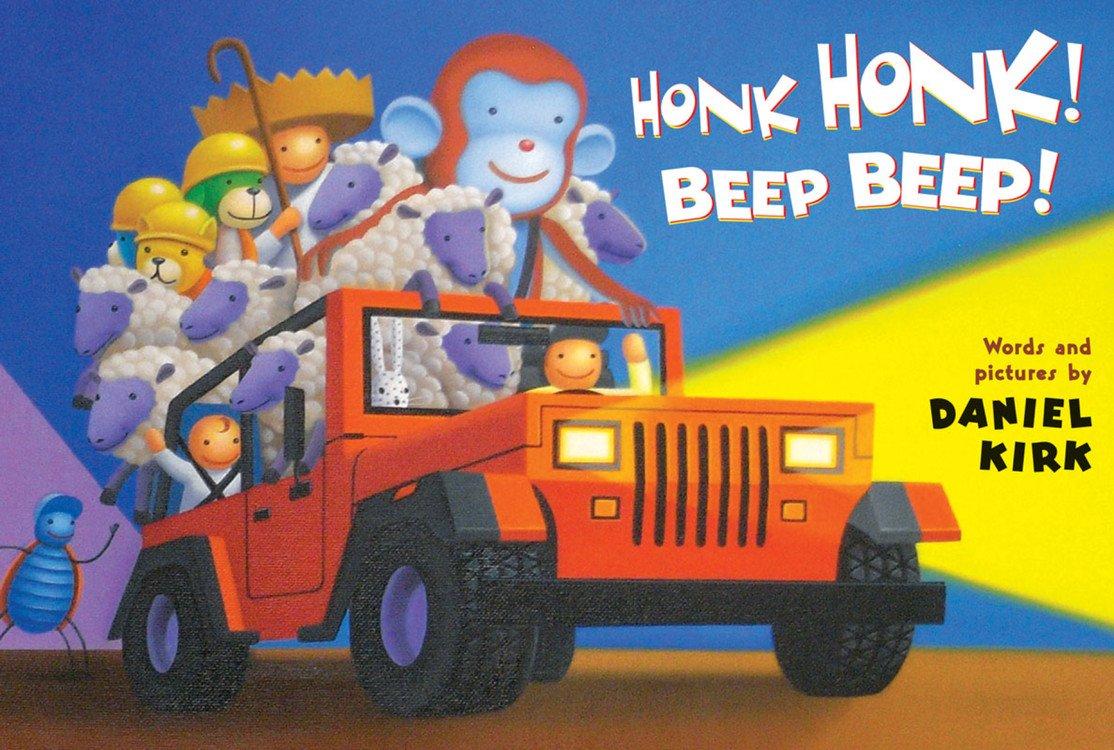 Download Honk Honk! Beep Beep! pdf epub