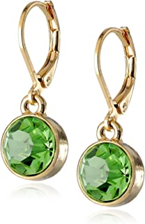 """product image for 1928 Jewelry """"Best of Times"""" Gold-Tone Earrings"""