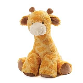 "Baby GUND Tucker Giraffe Keywind Musical Stuffed Animal Plush, 9"""