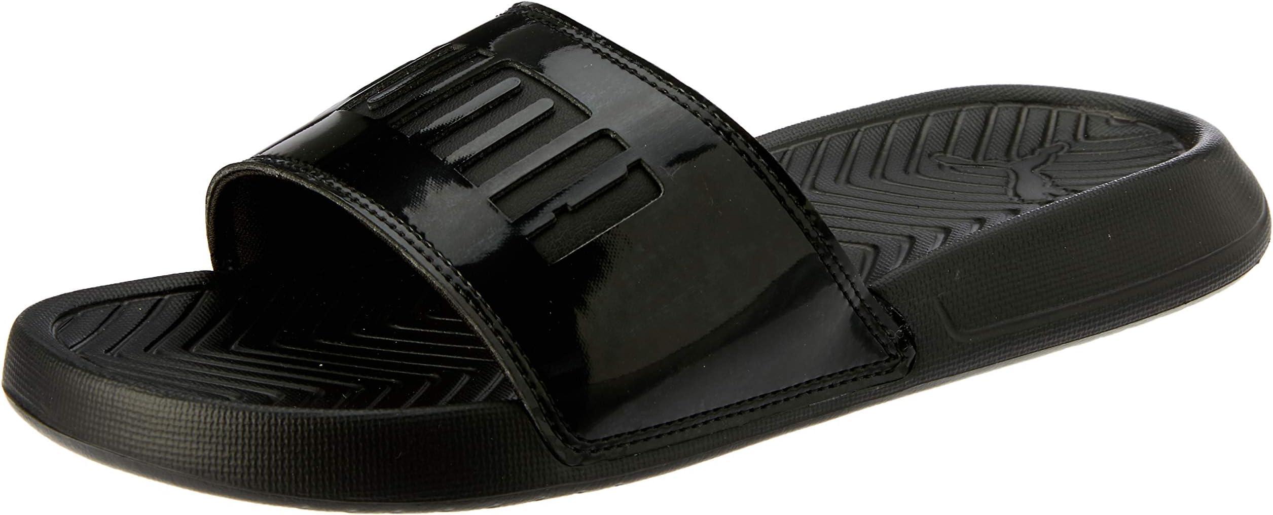 Puma Popcat Patent Sandal For Women