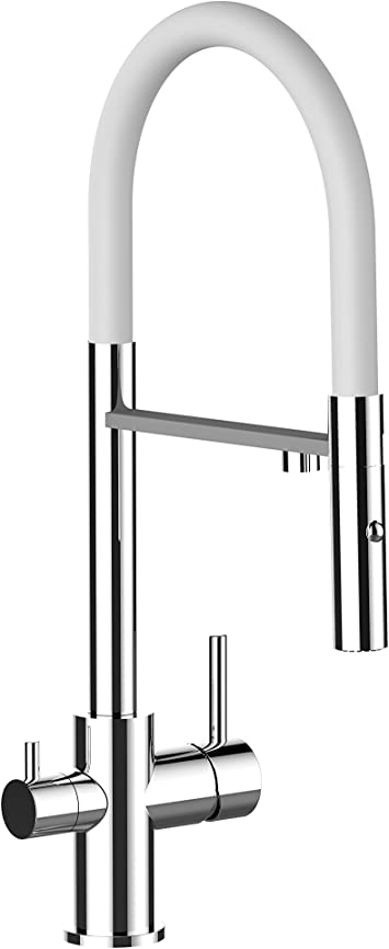 Grifo de cocina 3 vias para sistemas de filtro / purificador agua ...