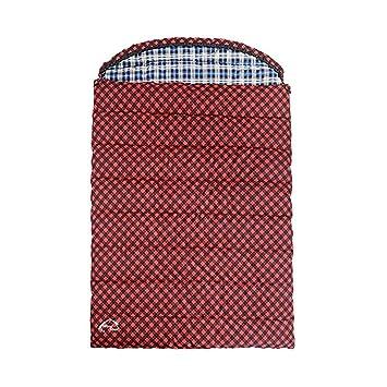 ZHPPRODUCT Los Sacos De Dormir para Parejas Pueden Usar Sacos De Dormir Transpirables En Interiores Y