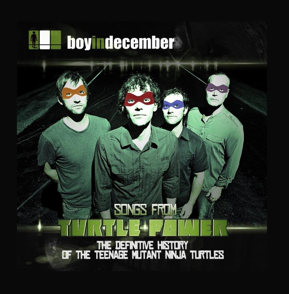 Boy In December & Matthew Hussey - Songs from Turtle Power ...