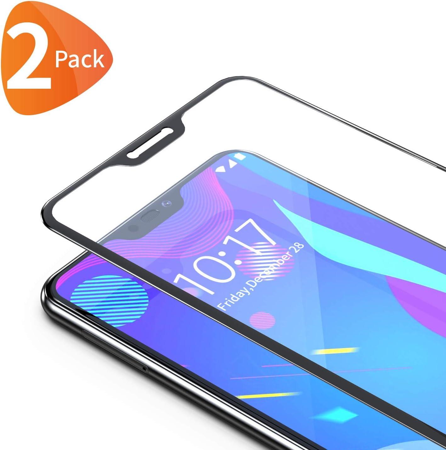 Bewahly Cristal Templado para Xiaomi Mi A2 Lite [2 Piezas], Ultra ...