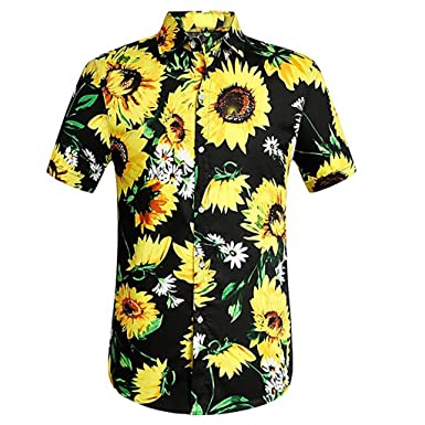 229e2b3d94 Amazon.com  Fartido Men s Summer T Shirts
