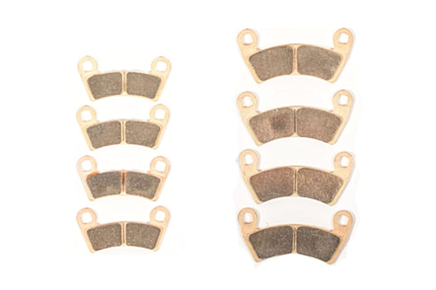 Brake Pads fit Polaris RZR 4 900 2015-2018 Front and Rear by Race-Driven