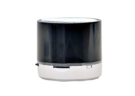 Defloc S10 Bluetooth Speaker   Black Speakers