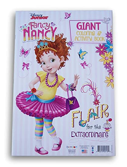 Amazon.com: Fancy Nancy Flair for the Extraordinaire ...