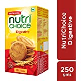 Britannia NutriChoice Digestives High Fibre, 250g