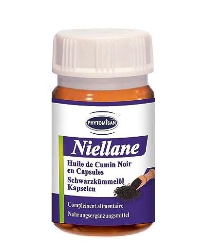 Niellane (cápsulas de aceite de comino negro): Amazon.es ...