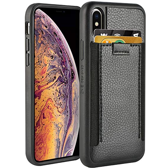 Giveaway iphone x case with card holder for women