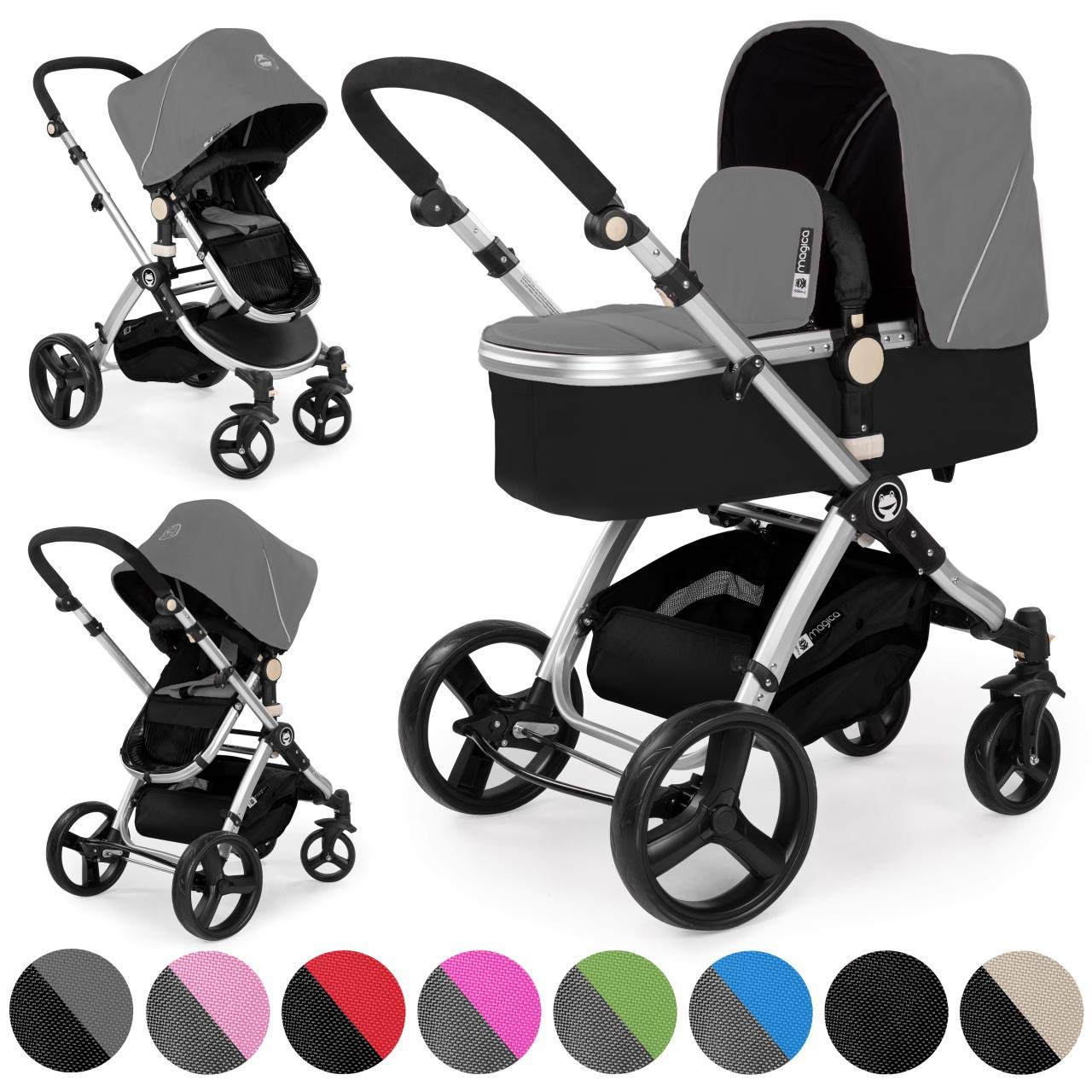 Best Rated In Pushchair Travel Systems Helpful Customer Reviews