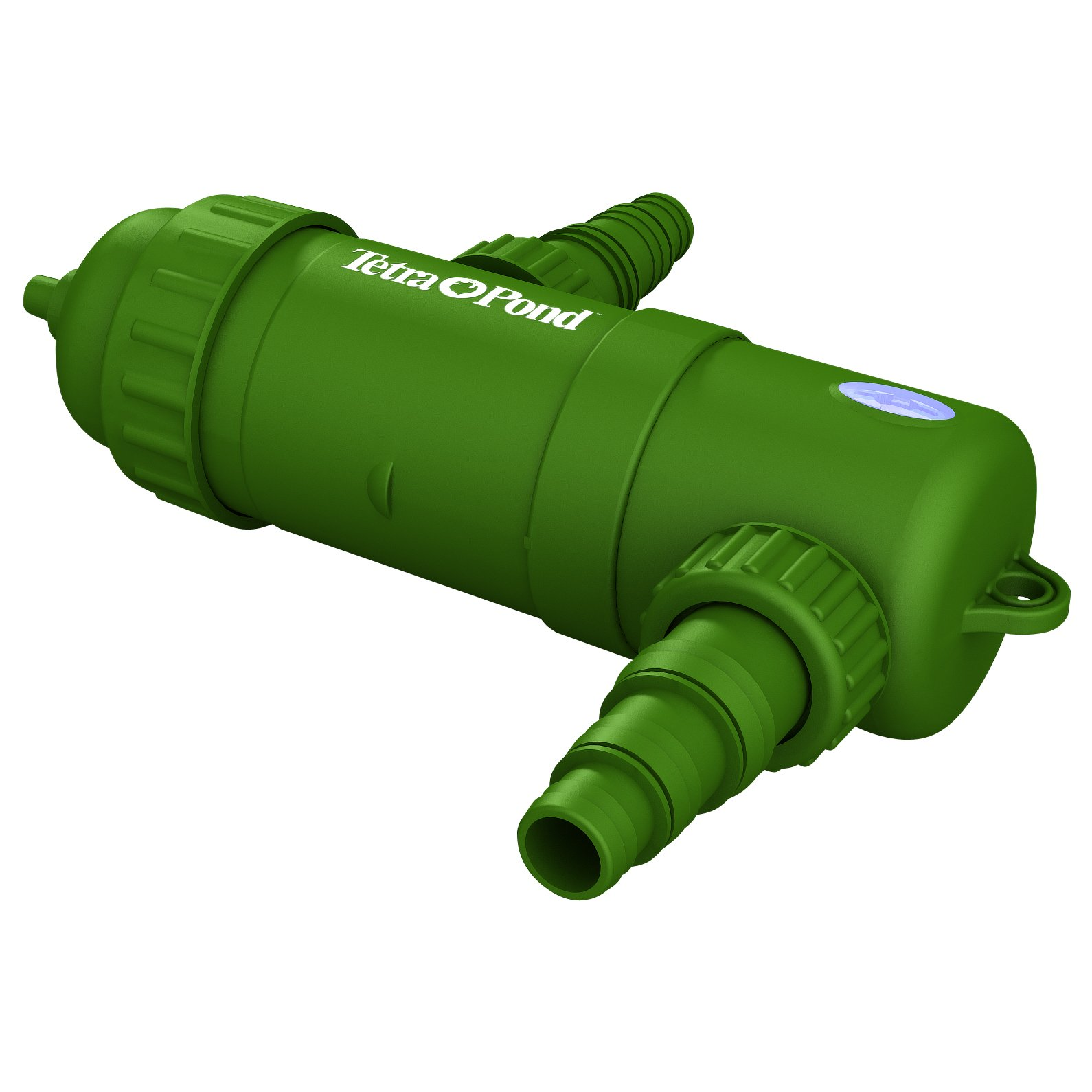 Tetra Pond UVC-5 GreenFree UV Clarifiers For Up To 660 Gallons, 5-Watt by Tetra Pond
