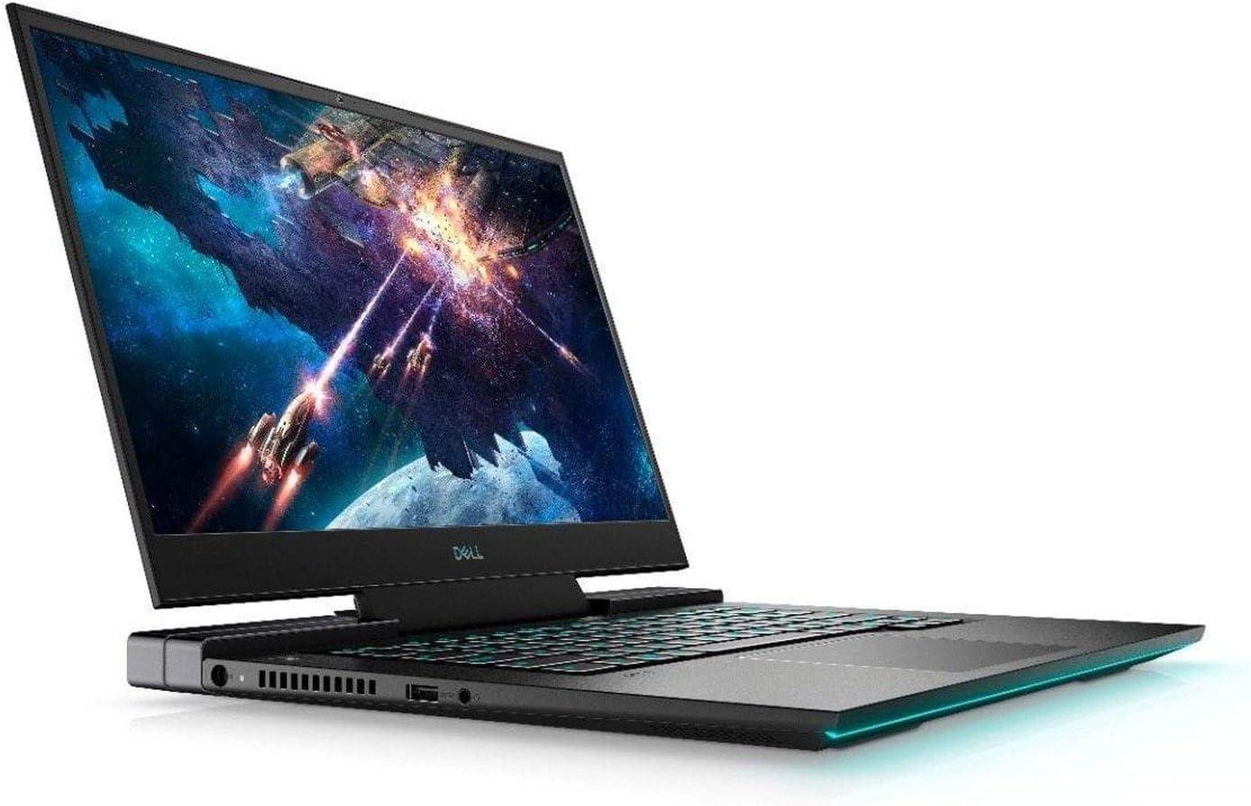 Dell G7 7500 Laptop 15.6 - Intel Core i7 10th Gen - i7-10750H - Six Core 5Ghz - 512GB SSD - 16GB RAM - Nvidia GeForce GTX 1660 Ti - 1920x1080 FHD - Windows 10 Home