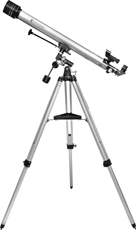 BARSKA Starwatcher Refractor Telescope