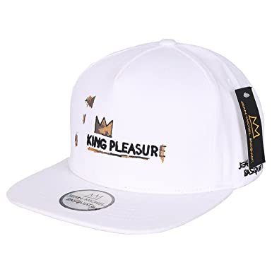 Jean-Michel Basquiat  King Pleasure  New Era Style Snapback Hat Baseball Cap  ( 95e66caee1f