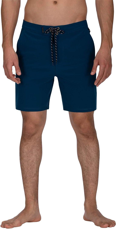 "Hurley Men's Phntm Pierbowl Beachside 18"" Boardshort"