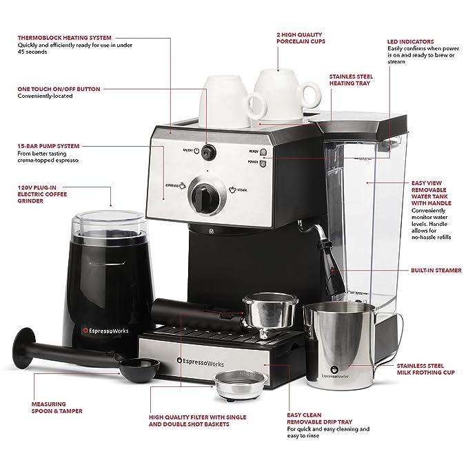 Amazon.com: Juego de 7 piezas todo en uno para máquina de ...