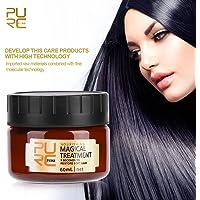 60ml Masque capillaire magique Traitement nourrissant Specialiste de la reparation douce et lisse