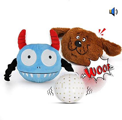 Milo Activation Animal Ball Funny Ball For Pet Cat Dog Stress Relief Toy