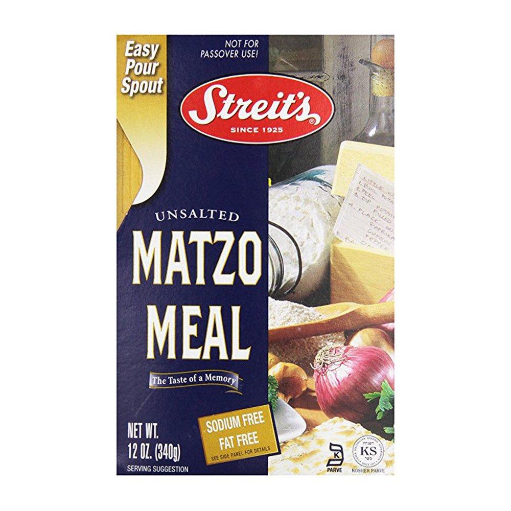Streit's Matzo Meal, 12 Ounce