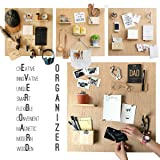 Everboards - Wooden Magnetic Organizer