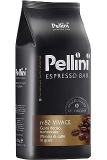 Pellini Caffè, Pellini Top 100% Arábica Para Cafetera Moka - 2 ...