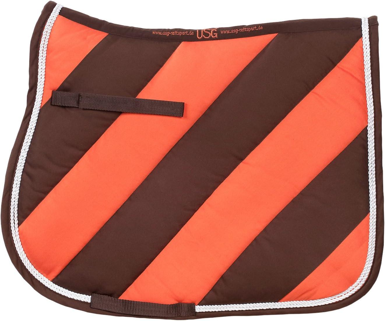 USG Dressage Quillted sottosella con Doppia Corda tubazioni