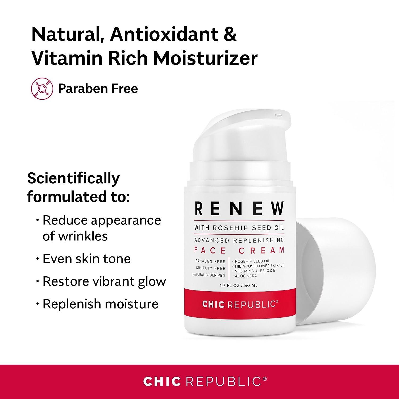 Amazon Anti Aging Face Cream With Rosehip Seed Oil Organic