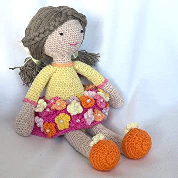 Crochet dollgifts for girlsgifts for baby showerchildren toys crochet dollgifts for girlsgifts for baby showerchildren toyseaster negle Choice Image