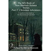The MX Book of New Sherlock Holmes Stories - Part V: Christmas Adventures