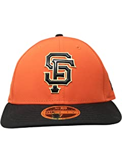 arrives 2a844 aa41f New Era San Francisco Giants 59Fifty Fitted Hat MLB Baseball Cap 5950
