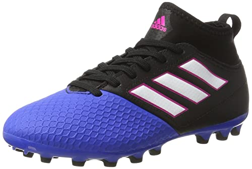 super popular df742 730f0 inexpensive adidas ace 17.4 sala in botas de fútbol unisex niños negro core  black ftw white