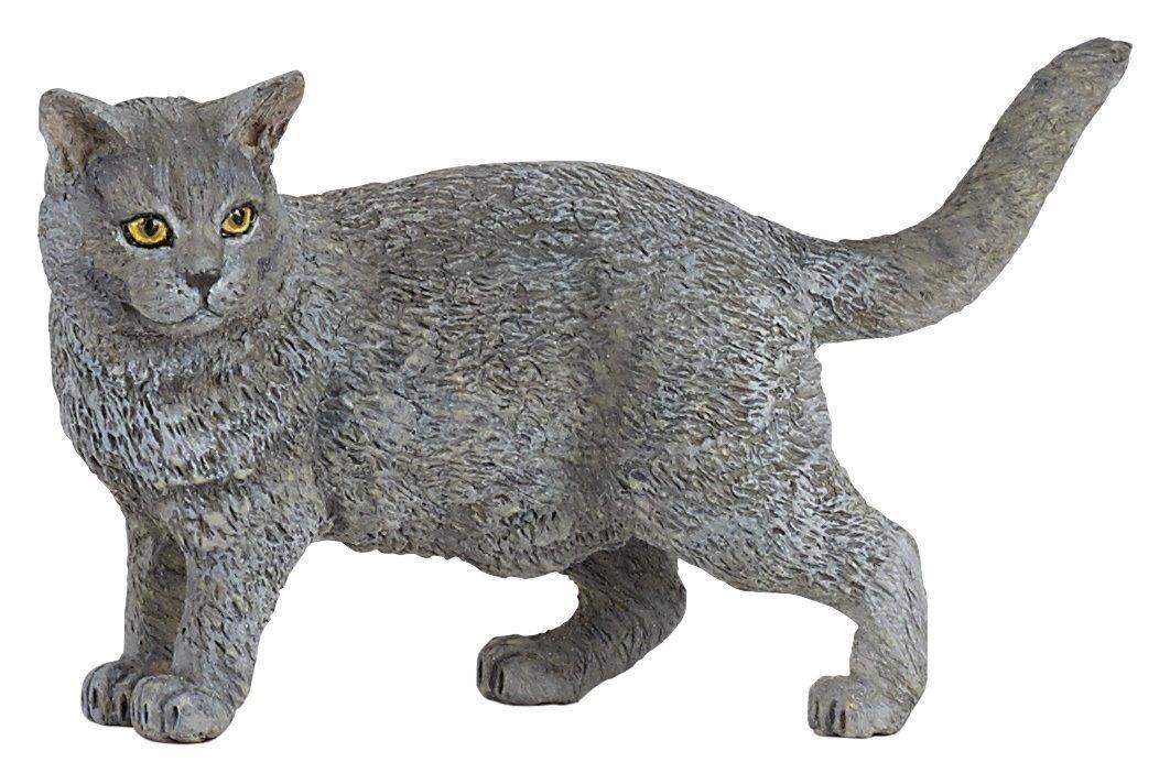 Chartreuse cat figure Papo 54040