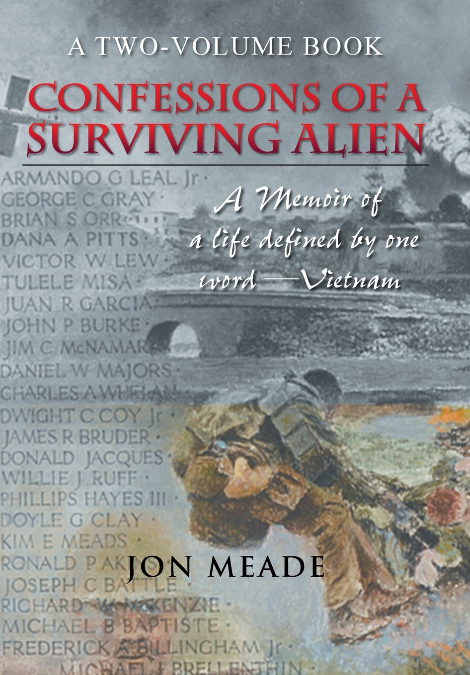 Read Online Confessions of a Surviving Alien: A Memoir of a Life Defined by One Word-Vietnam ePub fb2 ebook