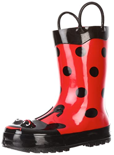 Amazon.com | Western Chief Ladybug Rain Boot (Toddler/Little Kid ...