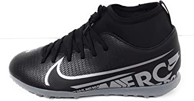 Amazon Com Nike Youth Soccer Mercurial Superfly 7 Club Turf Shoes Soccer