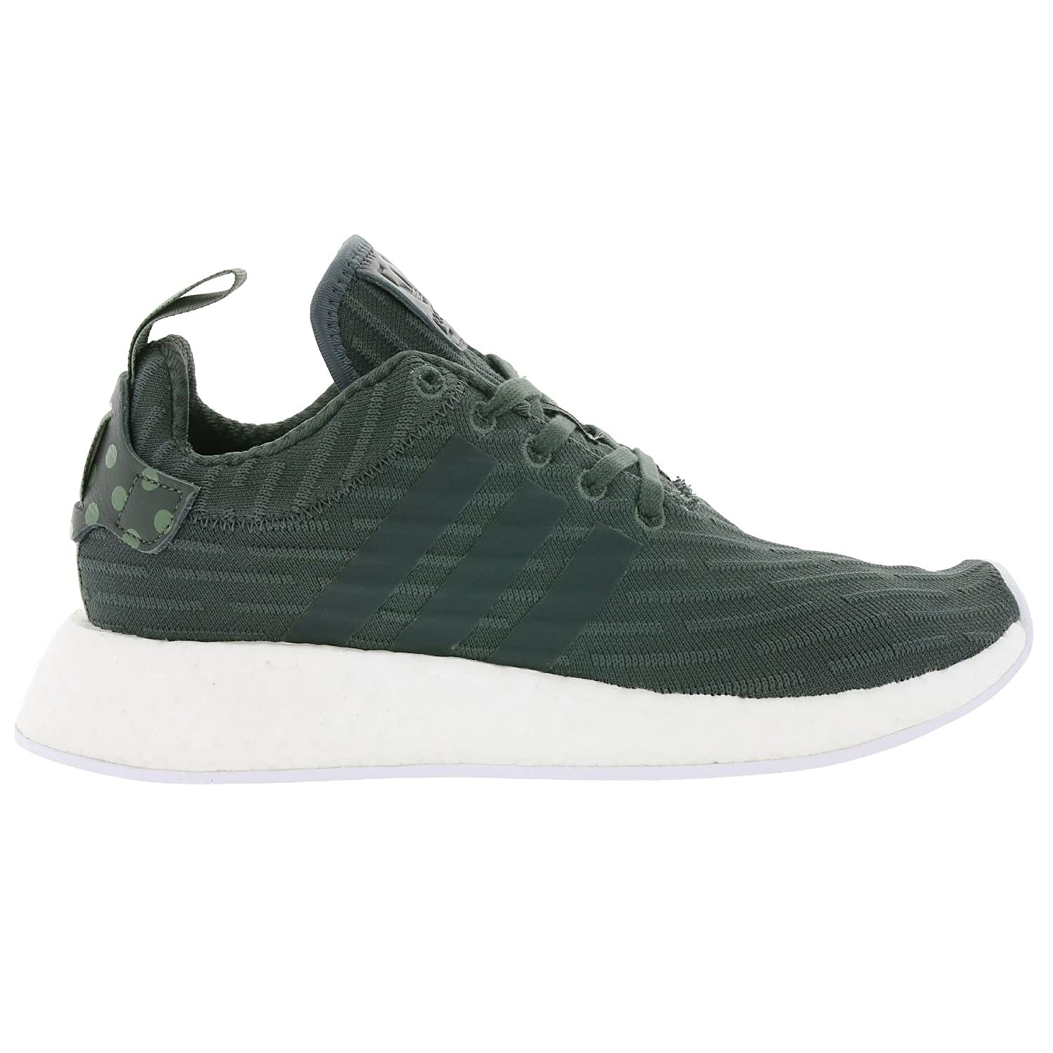 olive green nmd adidas womens