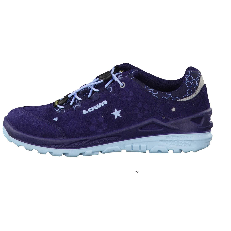 designer fashion 2f39f dd721 Lowa Girl Outdoorschuhe Marie GTX Low 340156 - Girls, navy/ice blue, 34