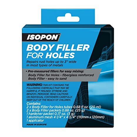 Isopon Filler for Holes Box