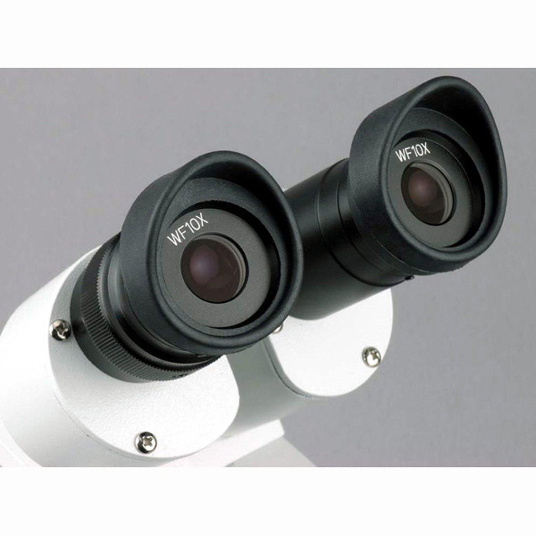 10X-30X Binocular Stereo Coin Microscope 1.3MP USB Camera