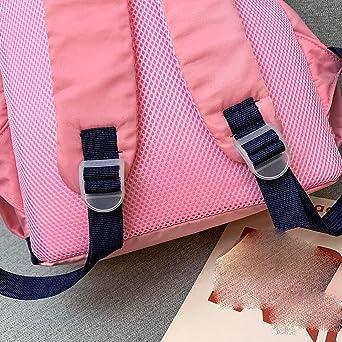 Juego de 3 mochilas con estampado de lunares, con lazos de ...